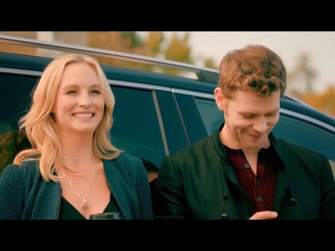 """The Originals - Klaus And Caroline - Part2 