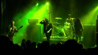 "BATTALION OF SAINTS - OBSERVATORY - SANTA ANA CA - 3/7/2015 ""VULTURE VIDEO"""