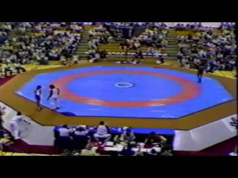1978 Commonwealth Games: 48 kg Final Ashok Kumar (IND) vs. George Gunovski (CAN)