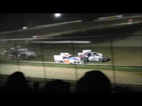 5 Mile Point Speedway - April 9, 2017 - Modified Main