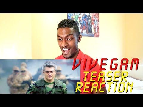 Vivegam Teaser Reaction & Review | Ajith Kumar | PESH Entertainment
