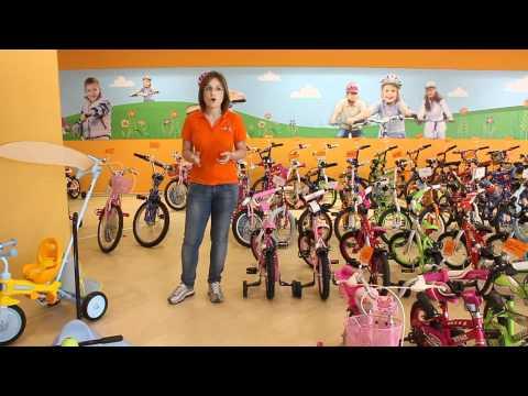 Motion Bikes-Θεσσαλονίκη, Πως να επιλέξεις παιδικό ποδήλατο!