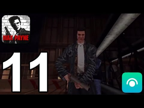 Max Payne Mobile - Gameplay Walkthrough Part 11 - Part 3, Chapters 6-8 [END] (iOS, Android) - 동영상