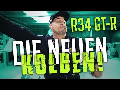 JP Performance - Die neuen Kolben! | Nissan Skyline GT-R R34