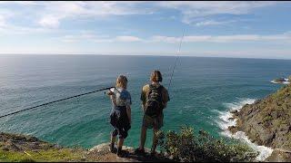 Hat head, Fishing/Surfing Adventure