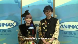 Exclusive interview with GARNiDELiA at Animax Carnival Malaysia 2016.