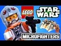 STAR WARS LEGO Microfighters Crazy Unboxing Review