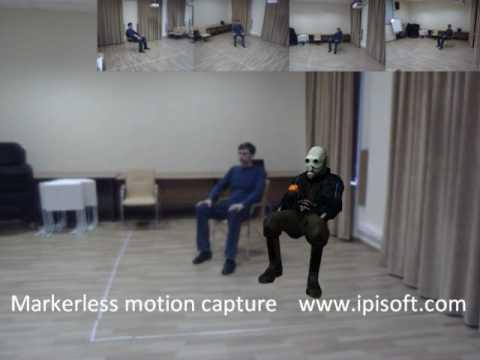 Motion capture data BVH tools and files - BlenderNation