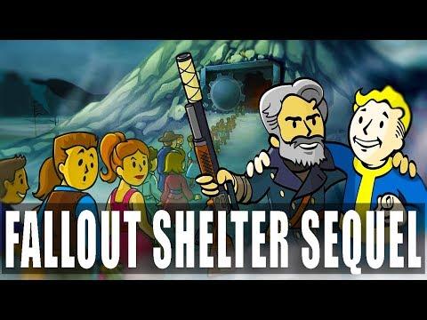 Bethesda Announcing FALLOUT SHELTER SEQUEL At E3 2019?!