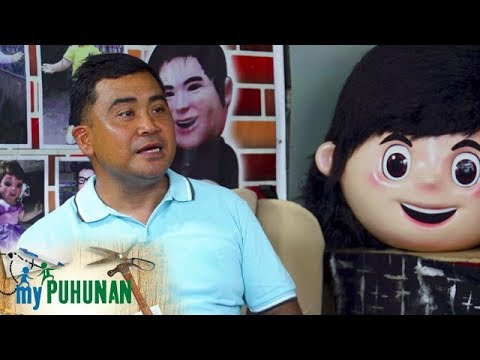 Far East Mascot Services Owner Dexter Trinidad Talks About Why Children Love Mascots | My Puhunan