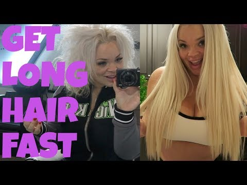 AMAZING HAIR EXTENSION TRANSFORMATION IN 2 HOURS! VLOGMAS DAY 13