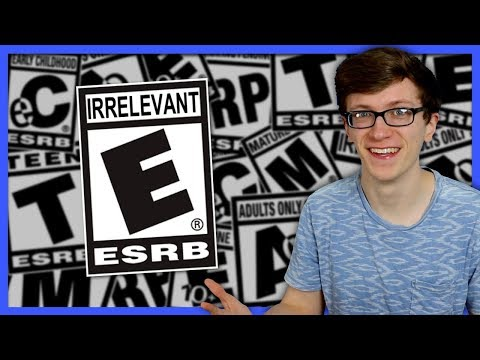 Rated E for Irrelevant - Scott The Woz