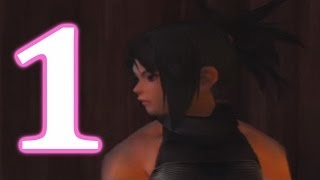 Tenchu 3: Wrath of Heaven HD Walkthrough - Mission 1 - PS2 - Ayame