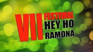VII Festiwal Hey Ho Ramona 19-20.07.2019