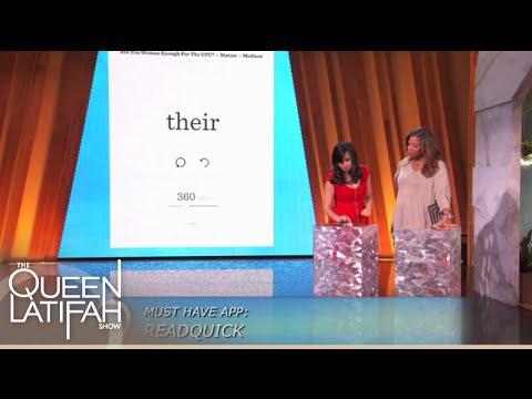 Tech Expert Natali Morris Makes Our Lives Easier   The Queen Latifah Show