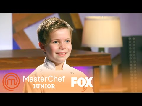 Beni's Dessert Makes Gordon Lick His Plate Clean | Season 6 Ep. 15 | MASTERCHEF JUNIOR