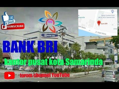 ke-kantor-pusat-bank-rakyat-indonesia-(bri)-kota-samarinda