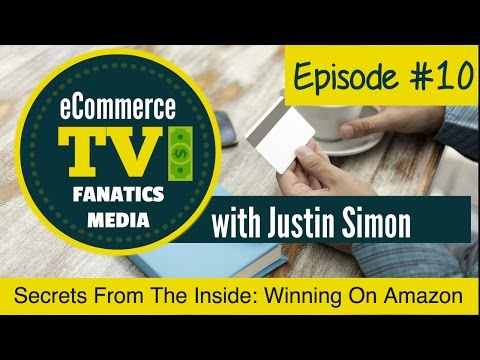 Secrets From Inside Amazon: Interview w/ Chris McCabe