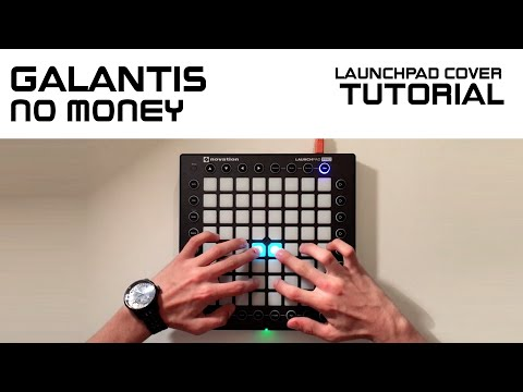 Galantis - No Money (TUTORIAL) :D
