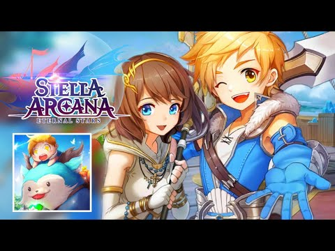 ? Stella Arcana - Open World MMORPG - Gameplay - Walkthrough [Android - ios] [By JoteM]