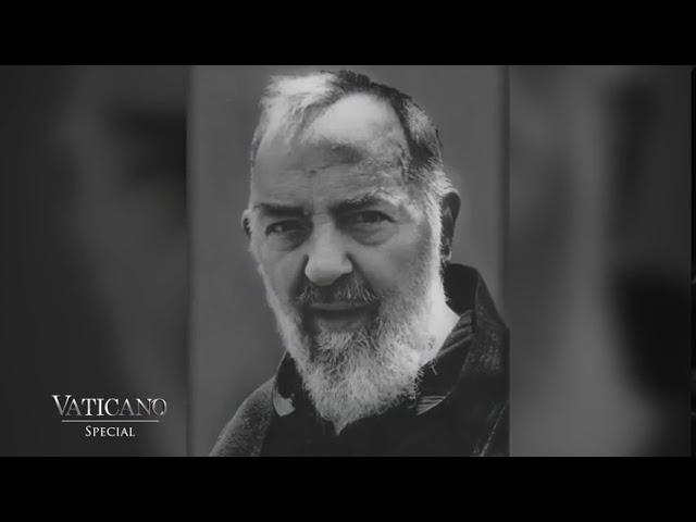 Why did St  Padre Pio receive the Stigmata  EWTN Vaticano