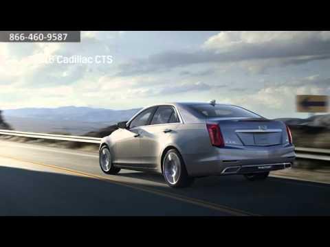 New 2016 Cadillac CTS Sedan Performance Ed Morse Cadillac ndon ...
