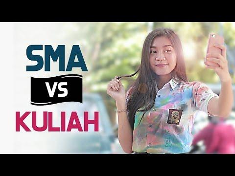 SMA vs KULIAH | ISENG Project ft. Mega Gumelar