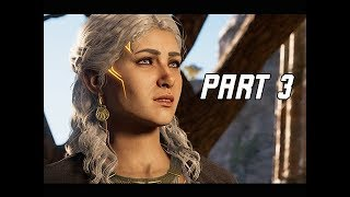ASSASSIN'S CREED ODYSSEY The Fate of Atlantis Walkthrough Part 3 - Episode 1 Fields of Elysium