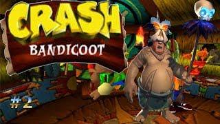El kahuna gordo, los Rolling Stones y el montapuercos/Crash Bandicoot #2