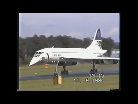 Classic Airshows: Farnborough International 1994