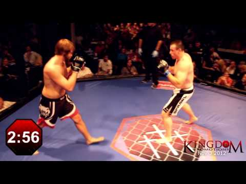 Pat Howard vs Brandon Mittermeier KP4 Nov 3 2012