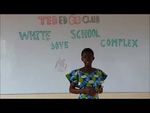 Reading in a Changing Society | Vanessa Osafo Somuah | White Dove School Complex