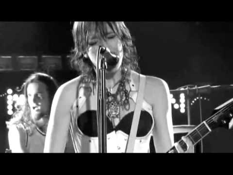 Halestorm - All I Wanna Do (Is Make Love To You):歌詞+中文翻譯