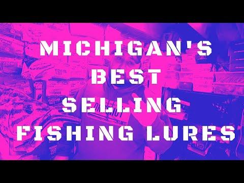 Michigan's Top Fishing Lures