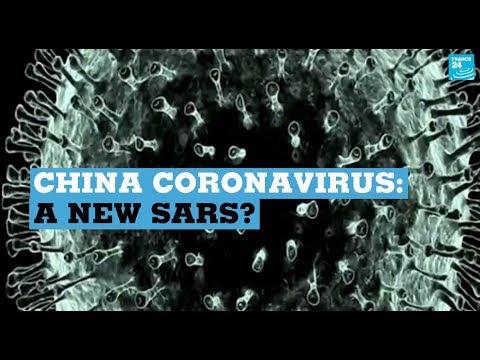 China coronavirus: A new SARS?