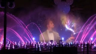FULL new World of Color Celebrate show at Disney California Adventure with Neil Patrick Harris