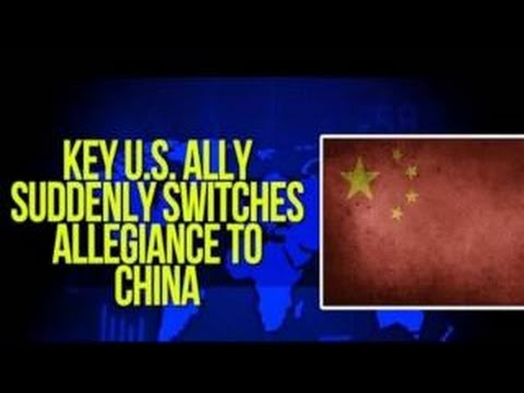 Key U S Ally Suddenly Switches Allegiance To China