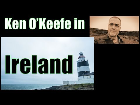 Ken O'Keefe - Message from Ireland