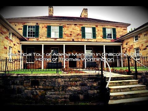 Interface Death - Adena Mansion Tour 2015