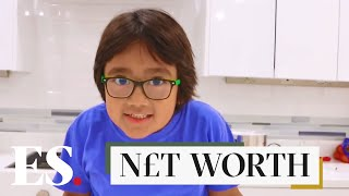 Ryan's World Net worth: Youtuber Ryan Kaji tops Forbes YouTube earners list at eight years old!