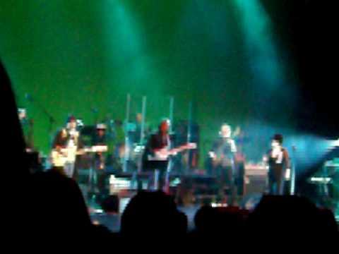 """Yer Blues""- Yoko Ono, Sean Lennon, Eric Clapton, Klaus Voormann, Jim Keltner"