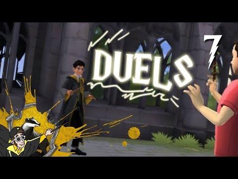 Hogwarts Mystery part 7 -- New Duel System; Beta Reset