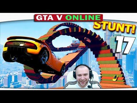 ч.17 Один день из жизни в GTA 5 Online - ЖОСКАЯ ГОНКА!!