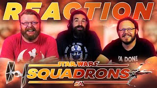 "Star Wars: Squadrons – ""Hunted"" CG Short REACTION!!"