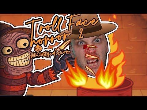 Novi Troll Face Quest Horror 2 Halloween Specijal  - Jason, Freddy Krueger, Pennywise i drugi!