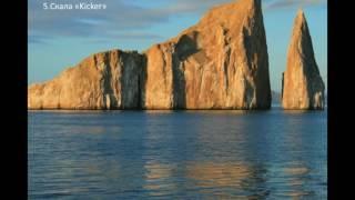 видео ТОП-10 невероятных прибрежных скал