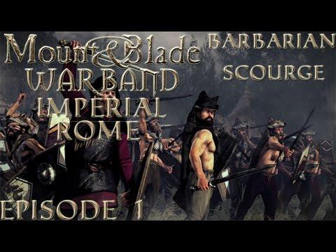 niesamowity wybór najlepszy dobrze znany Episode 1]M&b Warband Imperial Rome (Germans) - Rise of the ...