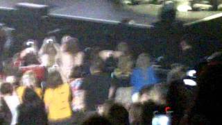 Taylor Swift - Sparks Fly Live Manchester 29/03/11