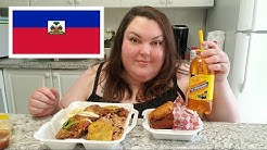 TRYING HAITIAN FOOD FOR THE FIRST TIME!