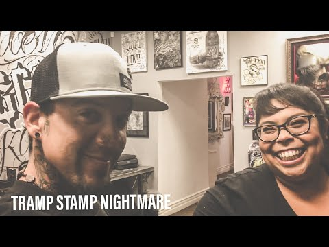 This Tramp Stamp Scared The S#*(T Out Of Me - TATTOO NIGHTMARES EP 15